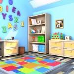 Jakie kolory farb do pokoju chłopca?